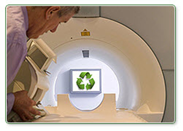 Relax & View® Video MRI Entertainment Package