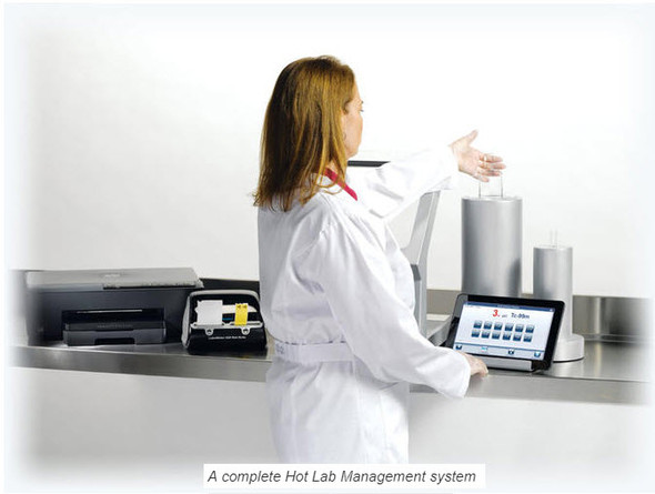 NEW!  Atomlab™ 500Plus Dose Calibrator