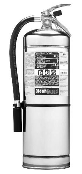 MRI Safe Fire Extinguisher