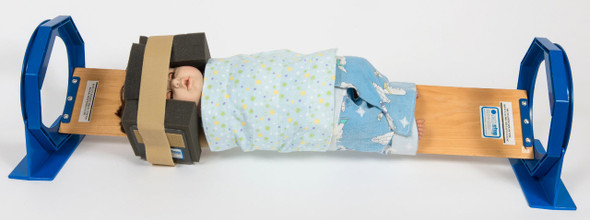 Octopaque Pediatric Immobilization System
