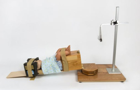 The Chair® Pediatric Immobilization System
