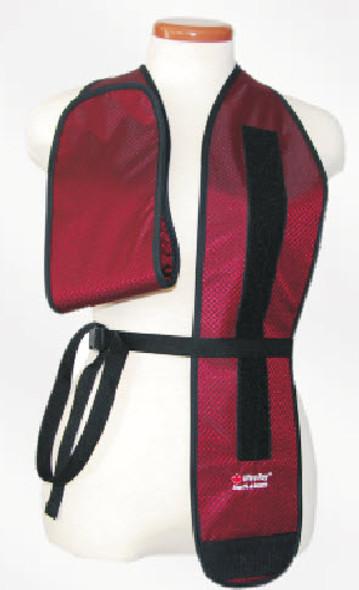 Scoliosis Shawl / Breast Protector