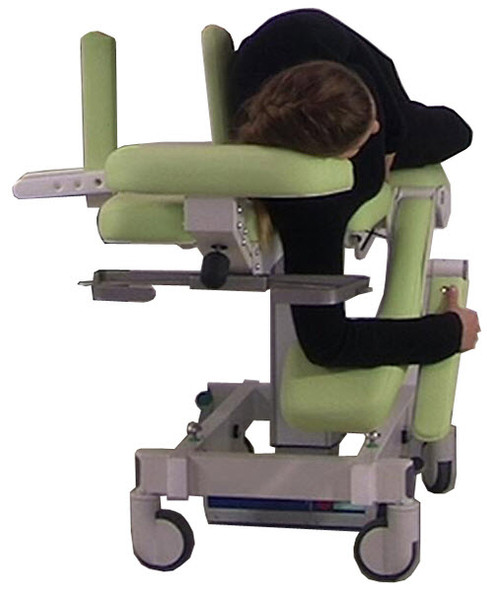 Mammography Chair for Screenings and Stereotactic Breast Biopsy.