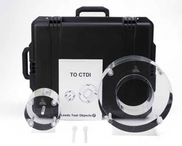 CT Dose Index Phantom