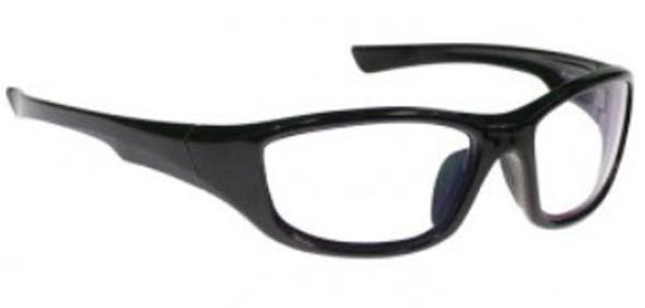 Wraparound Radiation Glasses Model 703