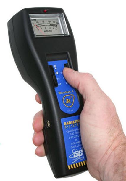 Radiation Alert Monitor 4