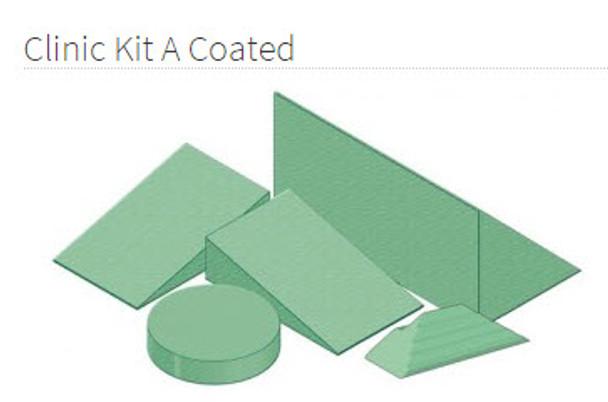 Clinic Kit A Coated -YSCA