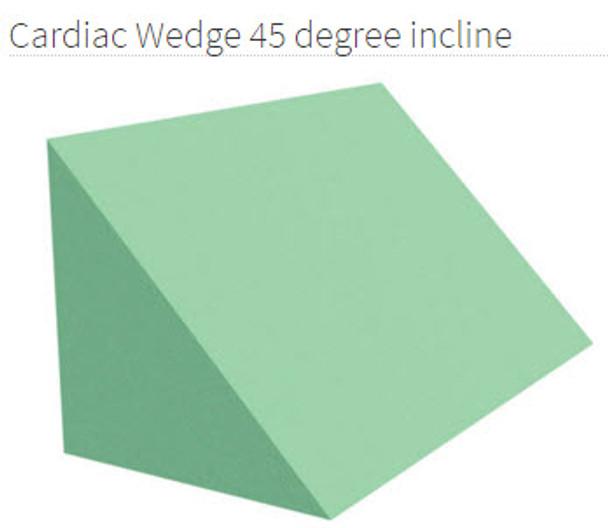 45 Degree Cardiac Wedge Coated - YCDA