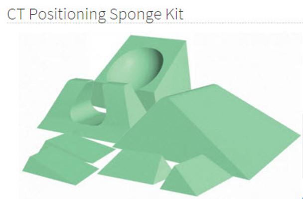 CT Sponge Positioning Kit Coated - YSCT2