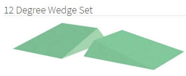 12 Degree Wedge Set, Coated  - YCBJ