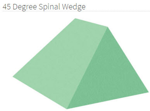 45 Degree Wedge Spinal Coated - YCBD
