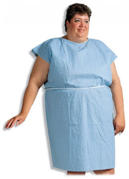Bariatric Exam Gown, Disposable