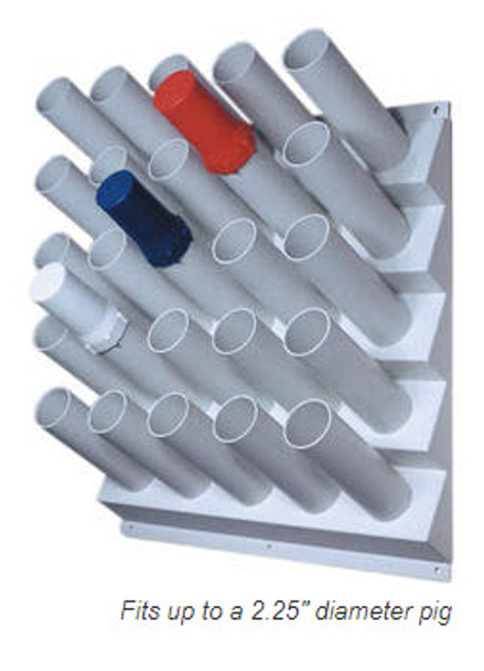 Unit Dose Pig Wall Rack