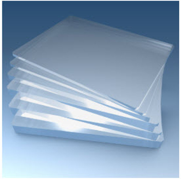 Acrylic Plates for Testing Automated Exposure Control of Mammo Systems (Pro-MAM AEC PMMA)