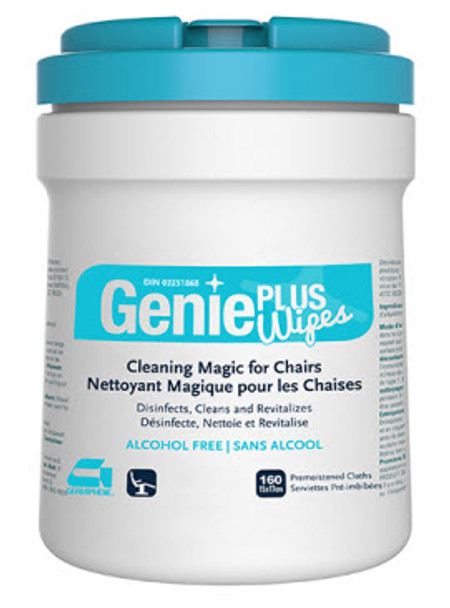 Genie Plus - Chair Disinfectant and Cleaner