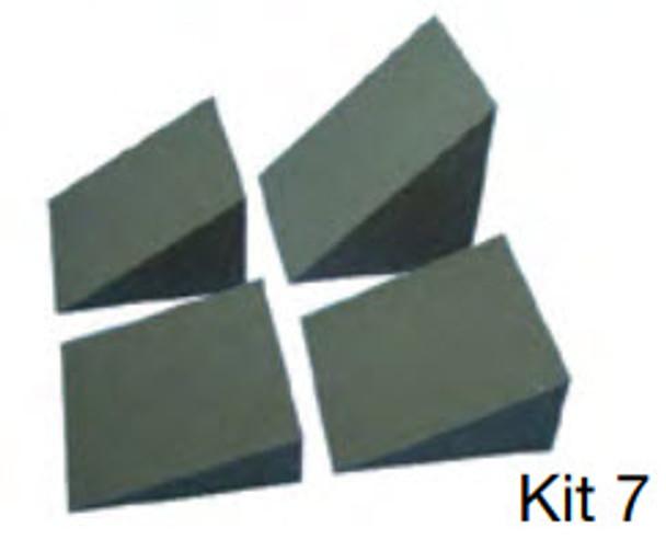 Ultra Foam Positioning Kit, 4 pieces