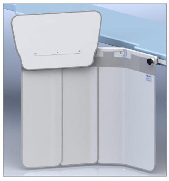 Lower body x-ray shield 312/E-011