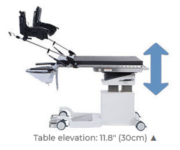 The market leading mobile table for Urology (100UCPLUS)