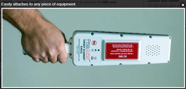FerrAlert Target Scanner - HAND-HELD FERROMAGNETIC DETECTOR