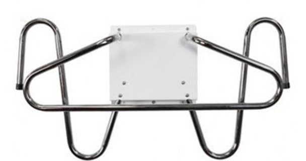Wall Mounted Tubular Rack