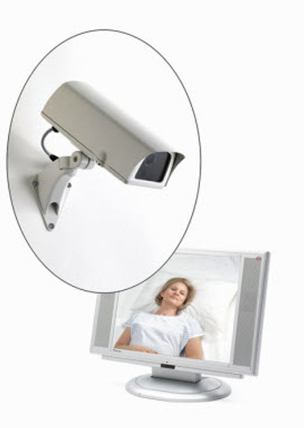 SAFEVIEW Patient CCTV System for 1.5T scanner