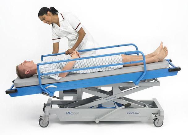 MRI Adjustable Height Stretcher