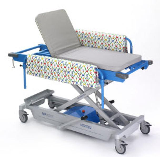 MRI Adjustable Height Pediatric Stretcher