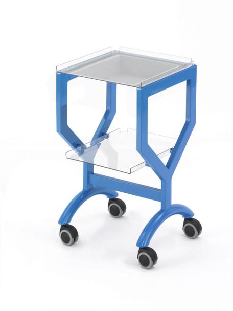 MRI Instrument Cart without drawer