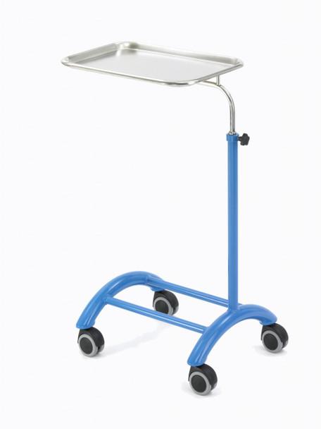 MRI Overcouch Instrument Cart