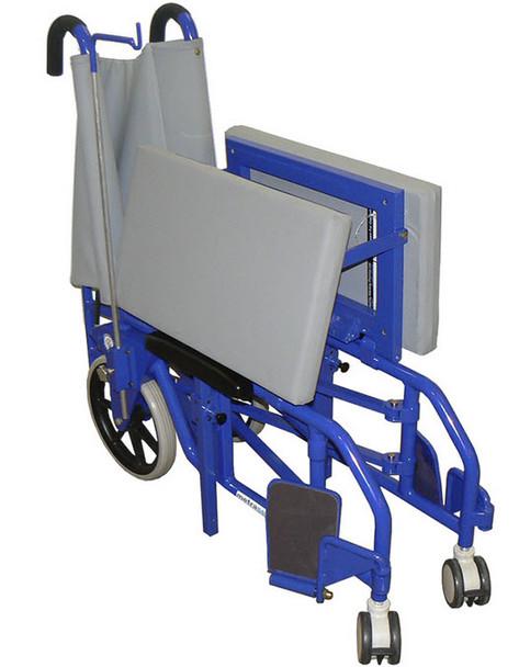 Folding Bariatric Portering Chair