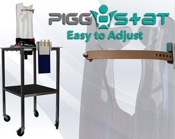 PIGG-O-STAT Pediatric Immobilizer and Positioner - Analog or Digital