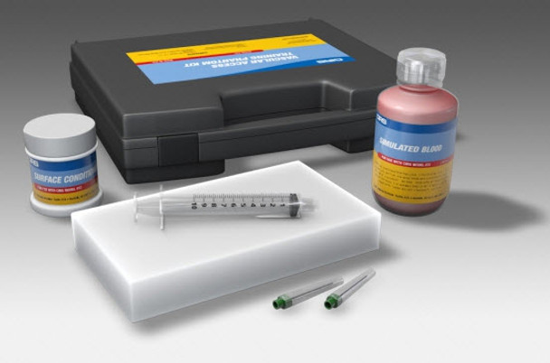 Vascular Access Training Phantom Kit