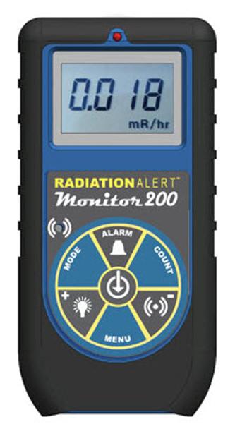 Radiation Alert® Monitor 200