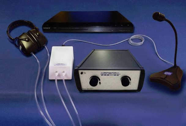 Puresound II - MR Audio Relaxation System