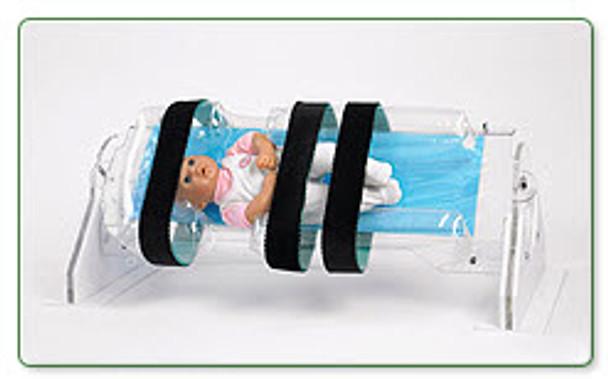 Rotating Pediatric Securing System