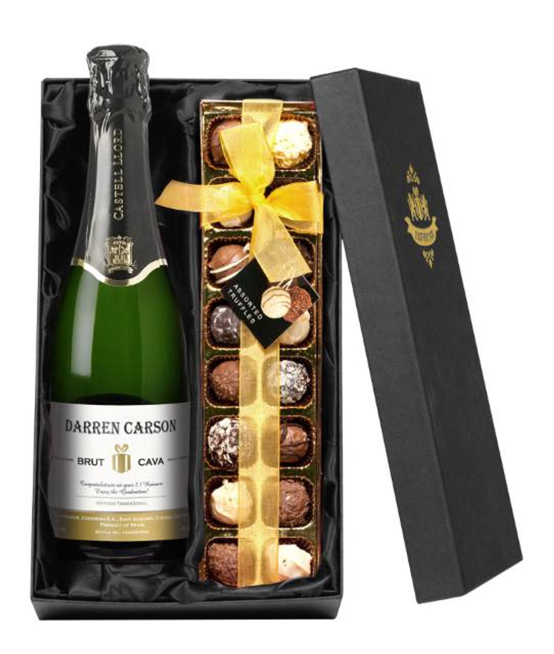 ab556244398 This luxury giftset is both unique and delicious, the perfect way to  celebrate a special
