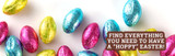 Easter Treats For Little Kids and Big Kids