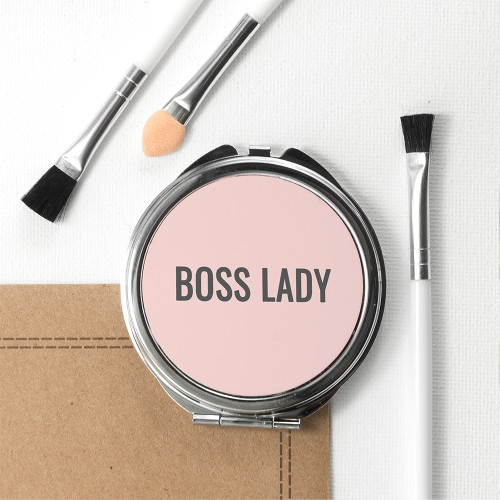 These fierce women have been known by many names, amongst them Miss Independent, but we know them best as the BOSS LADY(es). May we be them, may we inspire them.  The compact mirror is an excellent gift for those who are always on the move, to ensure that she can always give her 100% wherever she is! Personalise it with a small message at the back of the mirror for words of encouragement, to let them know how they inspire you or to just say you love them.