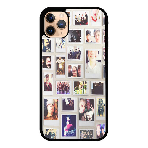 1 Direction Collage O3332 iPhone 11 Pro Case