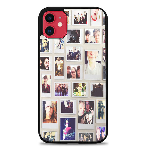 1 Direction Collage O3332 iPhone 11 Case