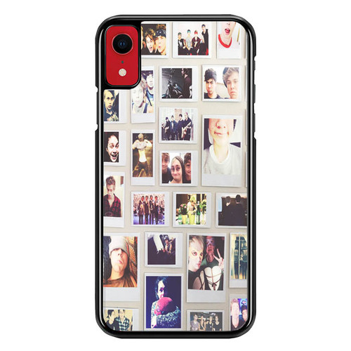 1 Direction Collage O3332 iPhone 11 XR Case