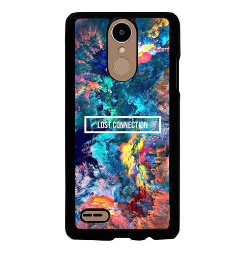 Abstrac Color Lost Connection O7272 LG K10 2017 , LG K20 Plus , LG Harmony Case