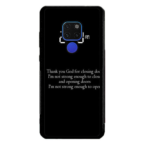 2.00 Am L3163 Huawei Mate 20 Case
