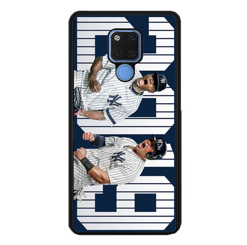 2019 New York Yankees L3073 Huawei Mate 20 X Case