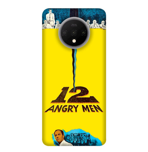 12 Angry Men Movie B0461 OnePlus 7T Case