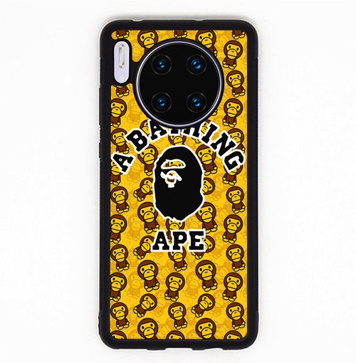 a Bathing Ape Logo J0030 Huawei Mate 30 Pro Case