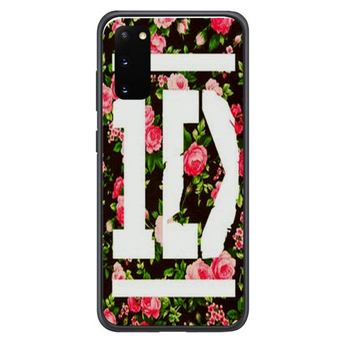 1D One Direction Floral V0288 Samsung Galaxy S20, S20 5G Case