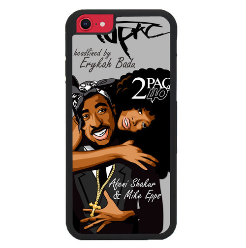 2pac tupac shakur Y2533 iPhone SE 2nd Generation 2020 Case