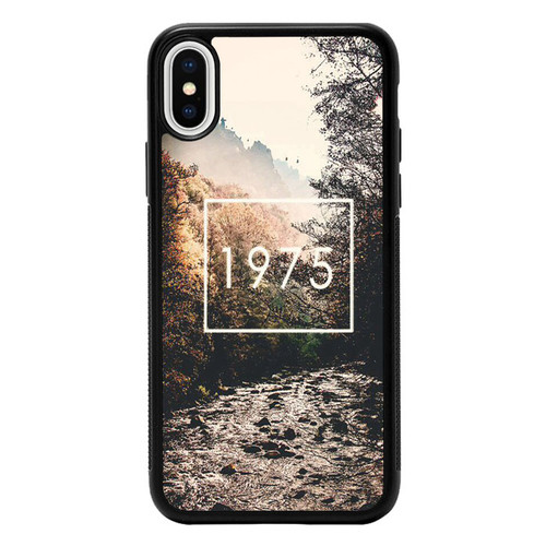 1975 Cover Band E0875 iPhone X , iPhone XS Case
