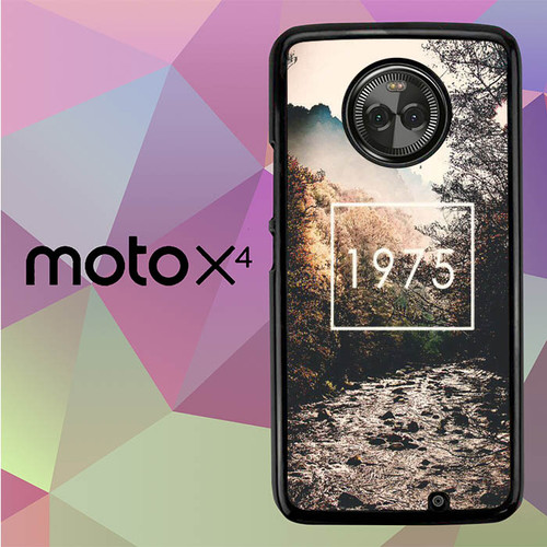 1975 Cover Band E0875 Motorola Moto X4 Case